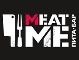 Пита-бар Meat Me лого