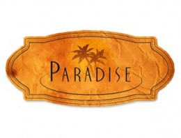 Paradise лого