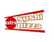Extra Sushi Pizza